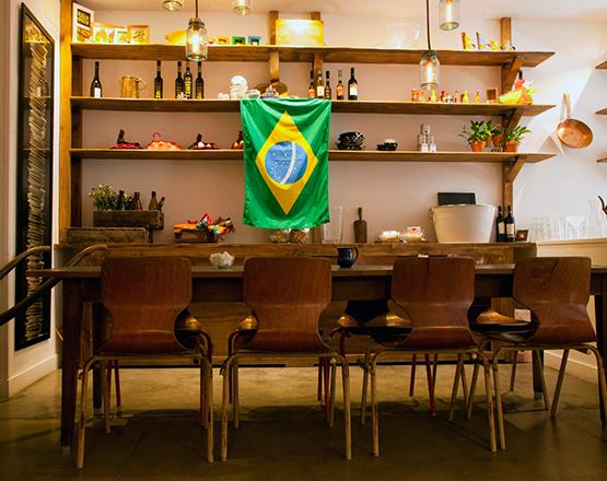 Brasil, alimentar al gigante
