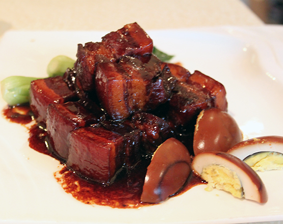 Braised-in-red-soy-sauce