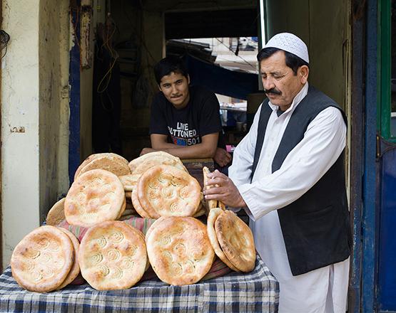 pan afgano