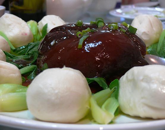 De Comida's por China