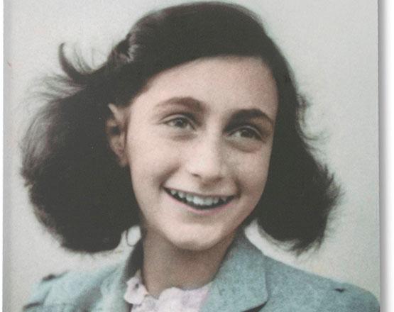 Ana Frank comer amsterdam