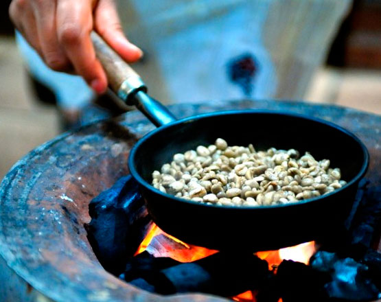 Qué se come en Etiopía