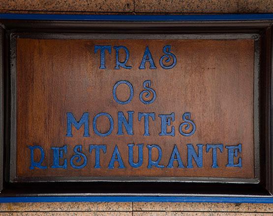 Tras Os Montes, el sabor portugués del bacalao en Madrid