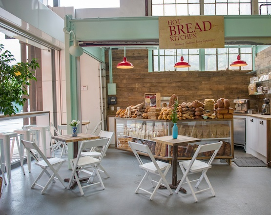 Hot Bread Kitchen, las Naciones Unidas del Pan