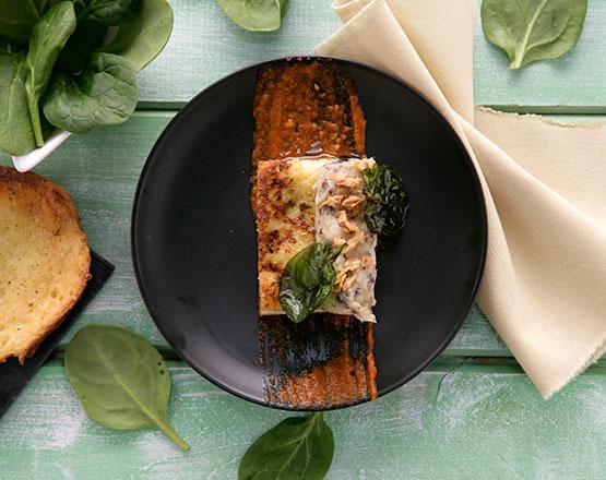 Receta de torrija de bacalao