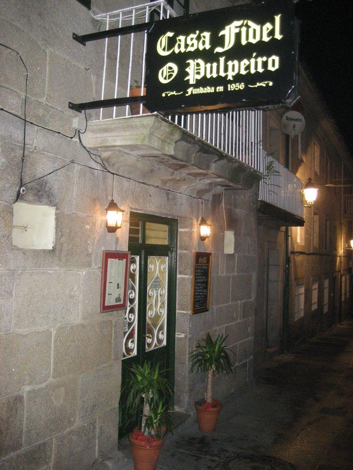 De tabernas por Pontevedra