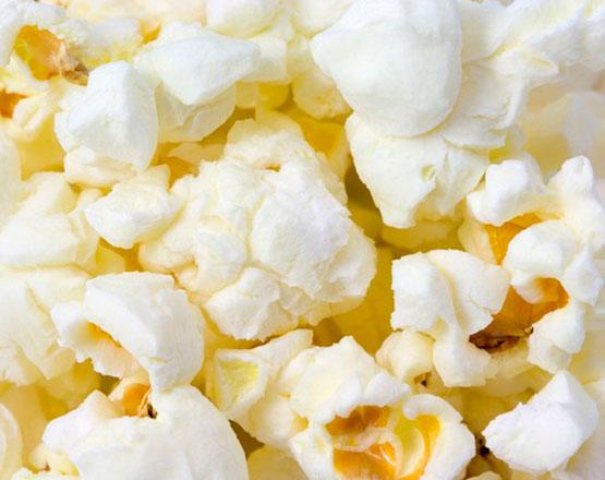 palomitas en el cine maiz