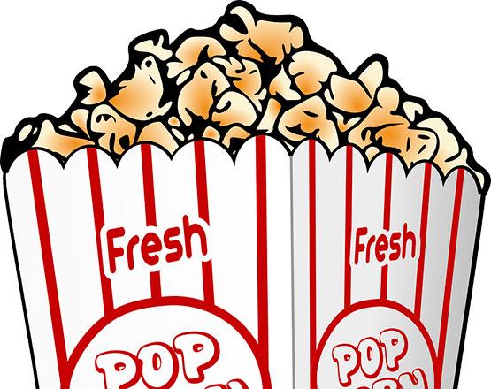 palomitas en el cine combo