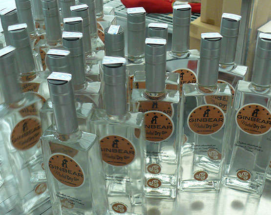 Ginbear La ginebra más castiza