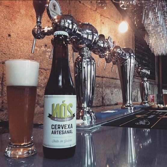 Nós, la revolución de la cerveza artesanal gallega