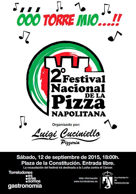 Pizzas napolitanas y solidaridad
