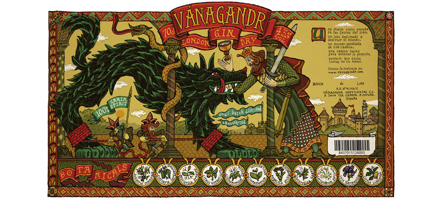 Vanagandr. Ginebra , cuestión de países