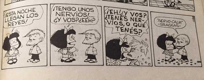 Cabalgata Reyes Mafalda