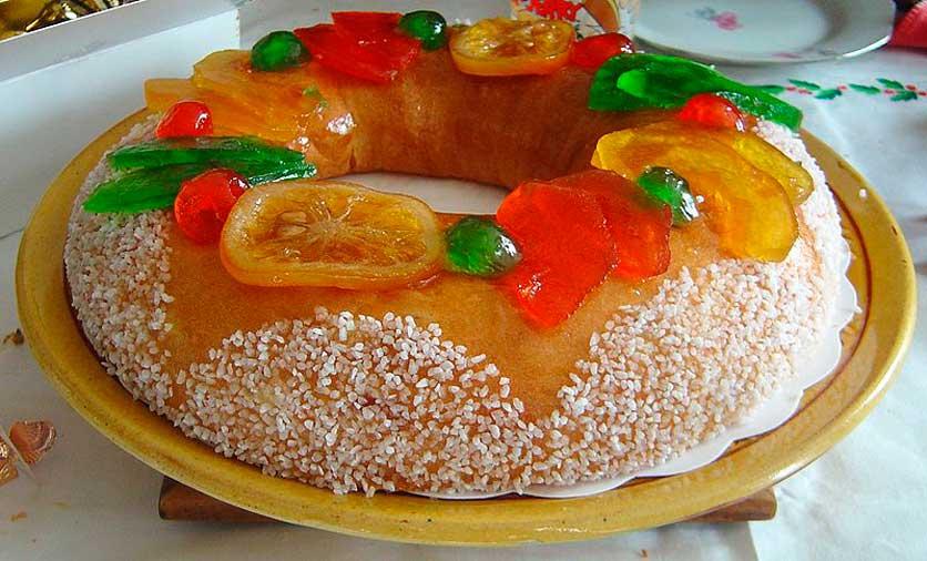 Cabalgata chacinera Roscón de Reyes
